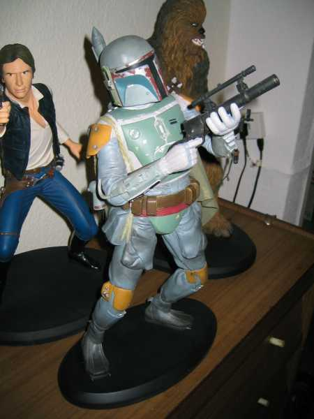 Boba Fett - The Empire Strikes Back - Limited Edition