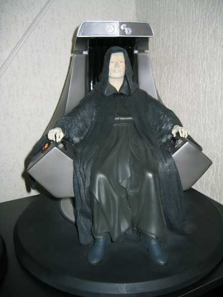 Emperor Palpatine - Return of the Jedi - Limited Edition