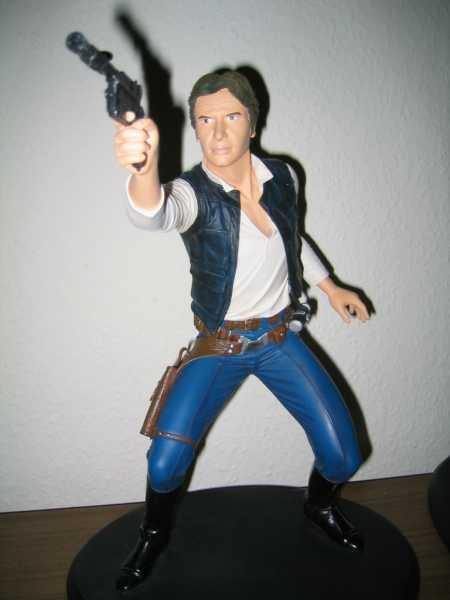 Han Solo - A New Hope - Limited Edition