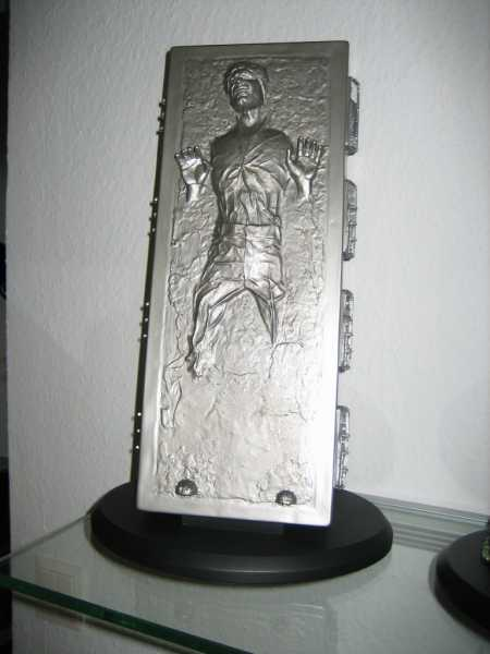 Han Solo in Carbonite - The Empire Strikes Back - Limited Edition