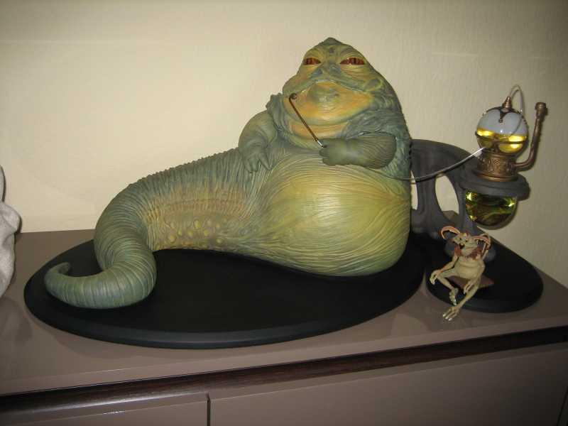 Jabba the Hutt - Return of the Jedi - Limited Edition