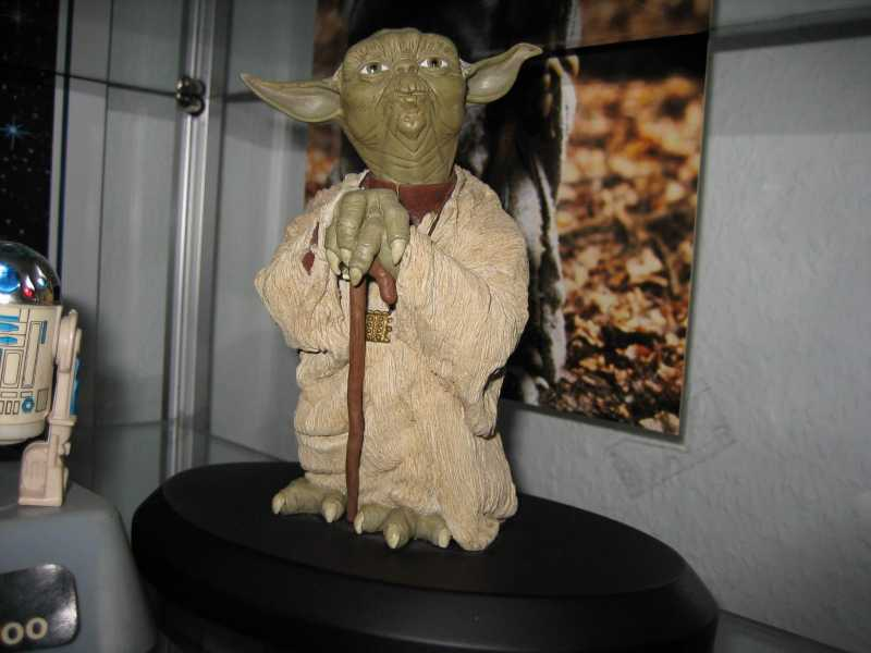 Yoda - The Empire Strikes Back - Limited Edition