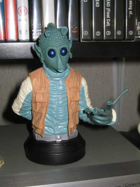 Greedo - A New Hope - Limited Edition