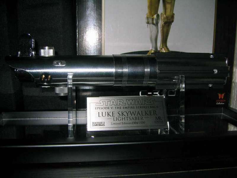 Luke Skywalker - The Empire Strikes Back - Limited Edition