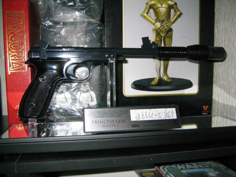 Princess Leia - A New Hope - Signature Edition