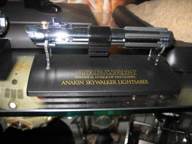 Anakin Skywalker - Attack of the Clones - Scaled Replica