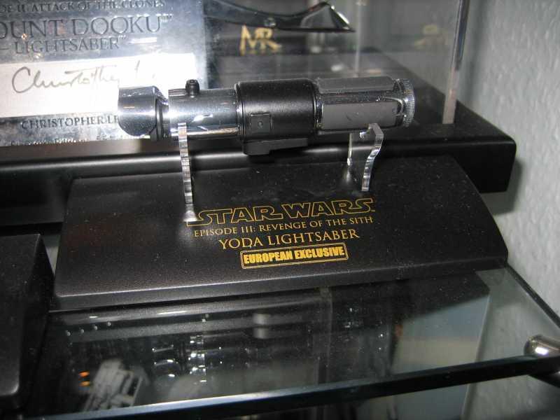 Yoda - Revenge of the Sith - Scaled Replica
