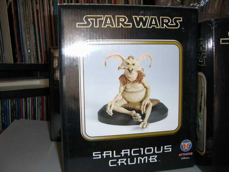 Salacious Crumb - Return of the Jedi - Limited Edition