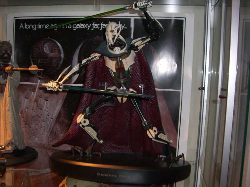 General Grievous - Revenge of the Sith - Limited Edition