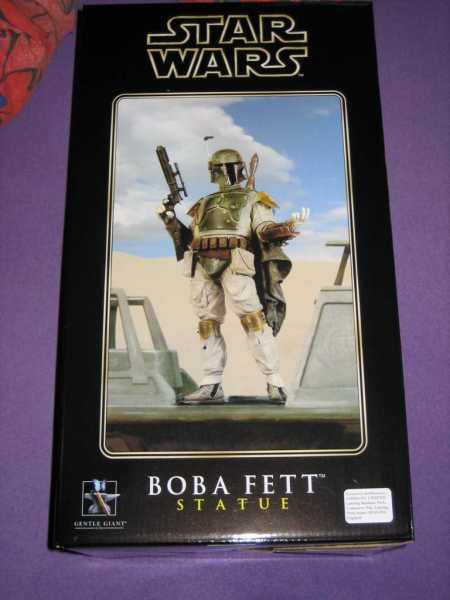 Boba Fett - Return of the Jedi - Limited Edition