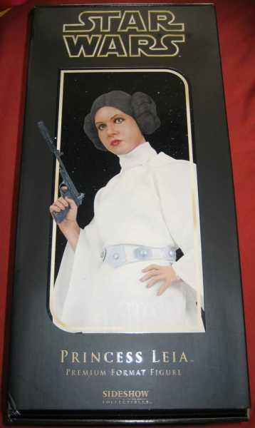 Princess Leia - A New Hope - Limited Edition
