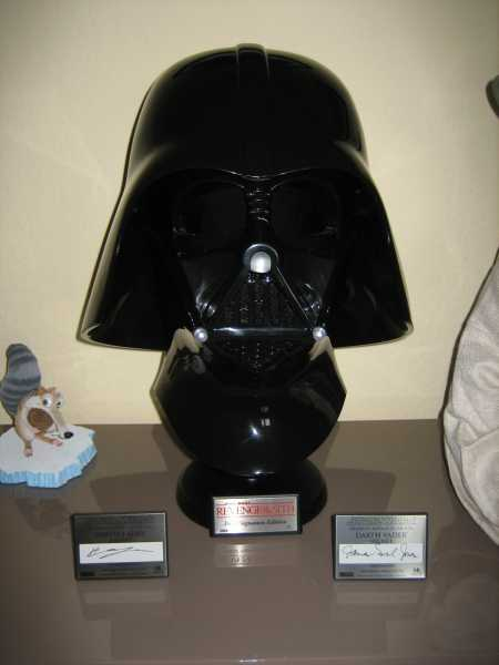 Darth Vader - Revenge of the Sith - Dual Signature Edition