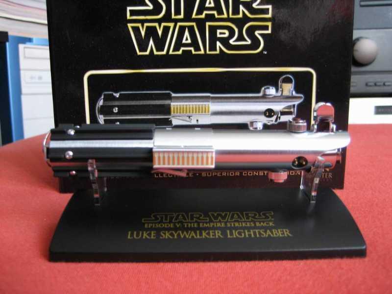 Luke Skywalker - The Empire Strikes Back - Scaled Replica