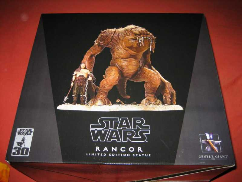 Rancor - Return of the Jedi - Limited Edition