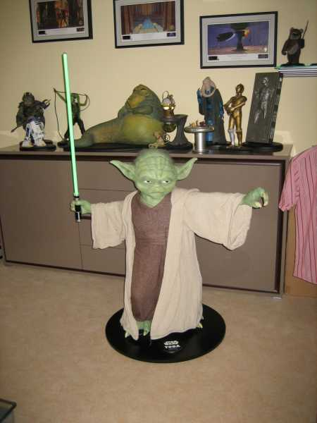 Yoda - Revenge of the Sith - Limited Edition