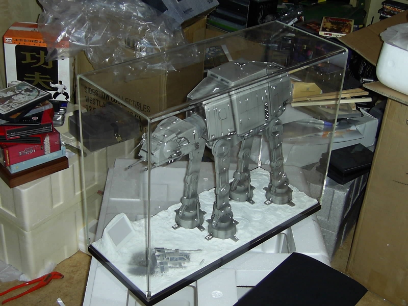 AT-AT Walker Signature Edition - The Empire Strikes Back - Signature Edition