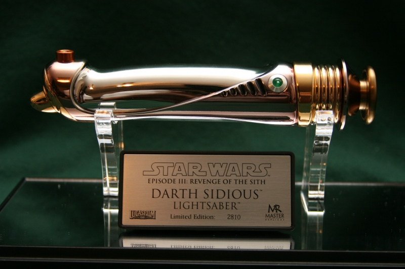 Coolest Lightsaber Hilt Movies Only Not Your Favorite But The